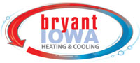 Bryant Iowa Heating & Cooling Logo